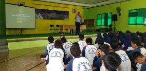 Lanud Dhomber Sosialisasikan SMA Pradita Dirgantara