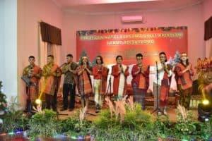 Perayaan Natal Bersama Umat Kristiani Lanud Adisutjipto
