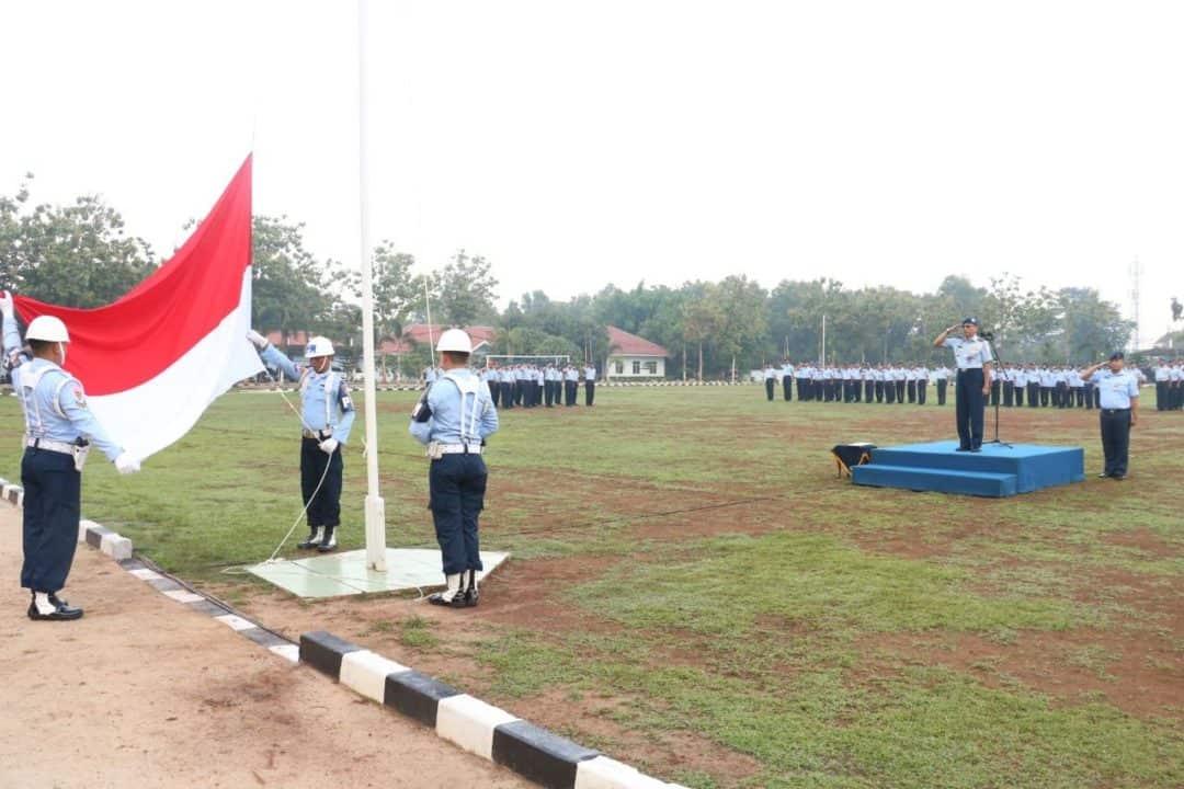 Peringatan Hari Bela Negara ke-71 Di Makoopsau I