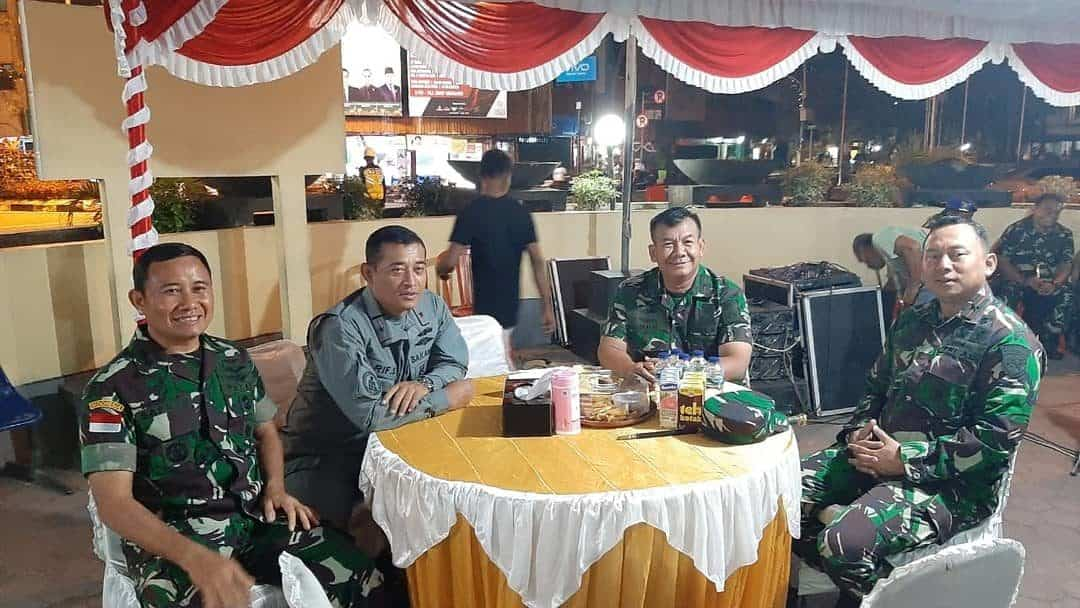 Pelaksanaan Kegiatan Hari Raya Natal 2019 Di Kota Ambon Berjalan Dengan Lancar.