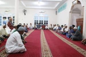 Pembinaan Rohani Islam di Lanud BNY