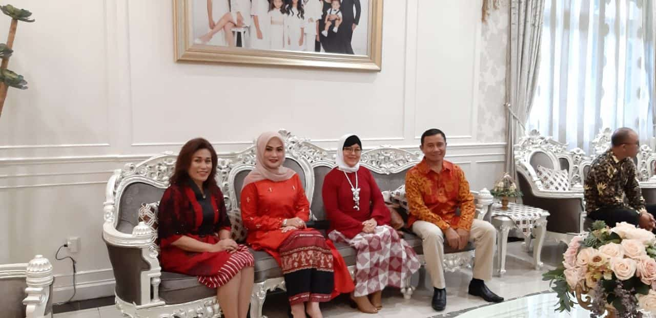 Rayakan Momen Hari Natal 2019, Forkopimda Maluku Gelar Silaturhami Dan Open House.