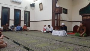 Doa Bersama Sebagai Bentuk Rasa Syukur Personel Lanud Pattimura.