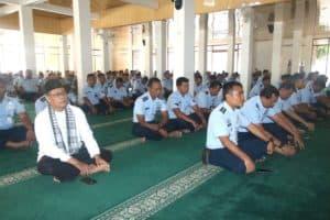 Wujud Syukur dan Harapan, Lanud Adisutjipto gelar doa bersama dalam rangka Tahun Baru 2020