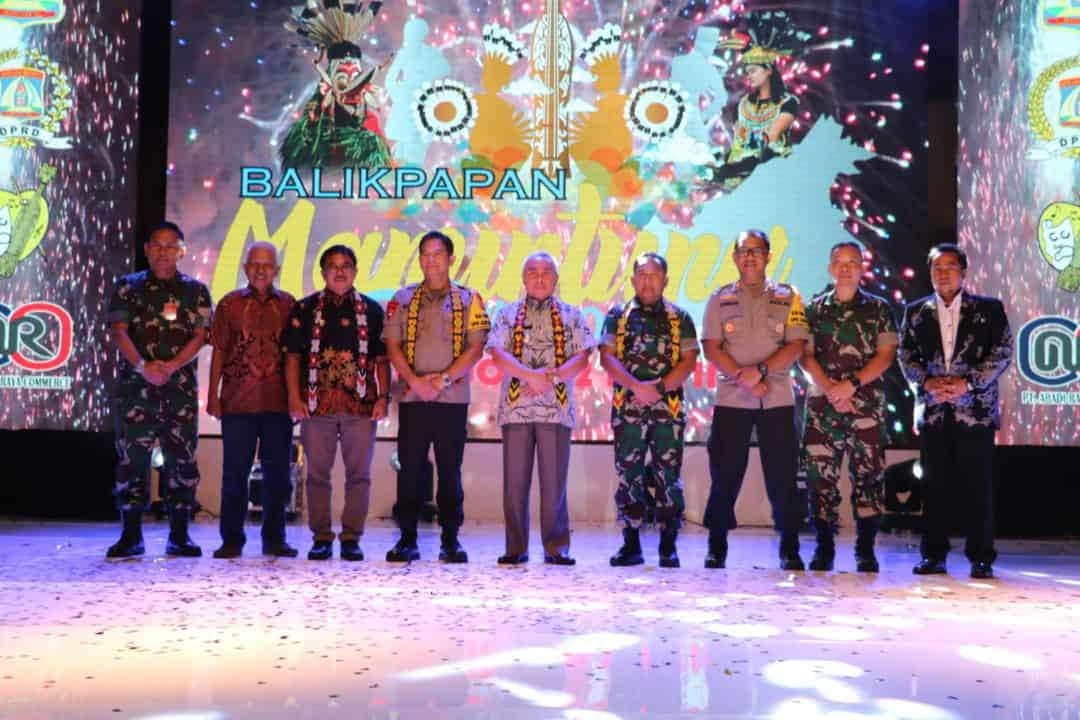 Balikpapan Manuntung Festival Art dan Begenjoh 2