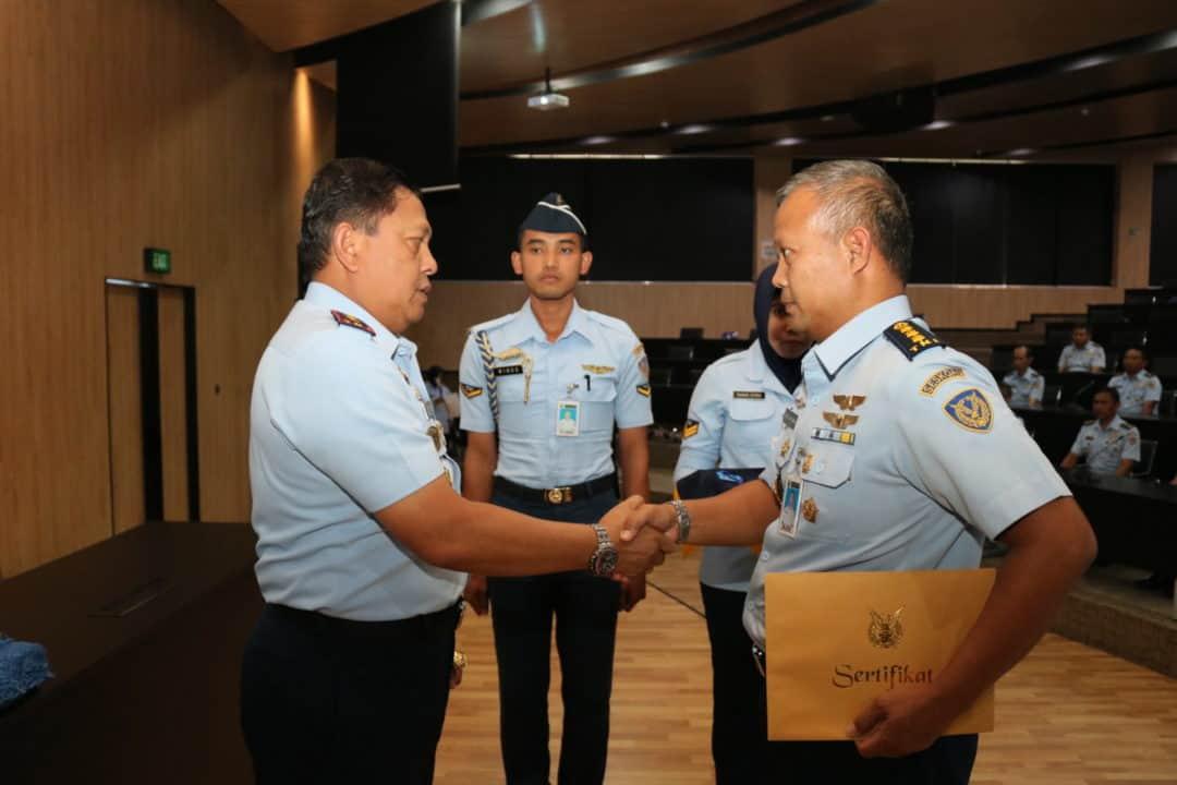 Susgajarmis ke-30 Ditutup Marsda TNI Henri Alfiandi