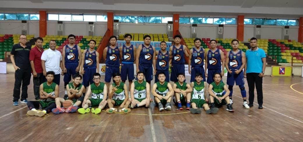 Tim Bola Basket Angkasa Lanud Rsn Raih Juara 3