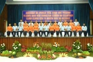 Perayaan HUT Ke-63 PIA Ardhya Garini Bakorda Bandung.