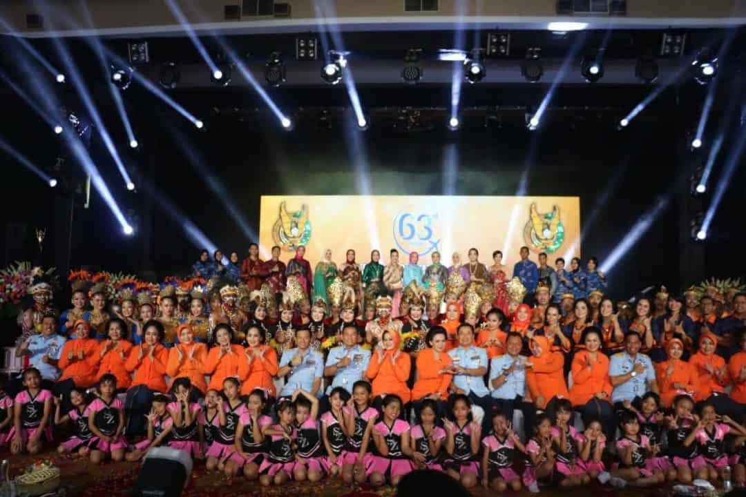Peringatan HUT ke-63 tahun 2019 PIA Ardhya Garini di Gedung Puri Garini Halim Perdanakusuma