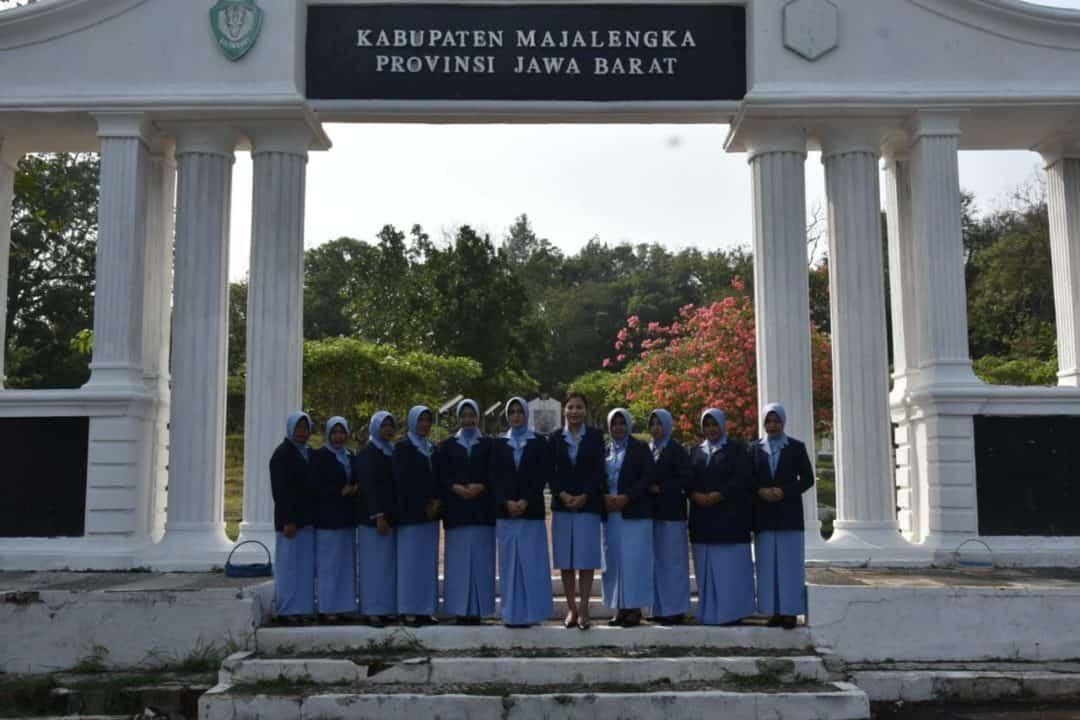 Ziarah ke Taman Makam Pahlawan Sawala Dalam Rangka Memperingati HUT ke-63 PIA Ardhya Garini Tahun 2019