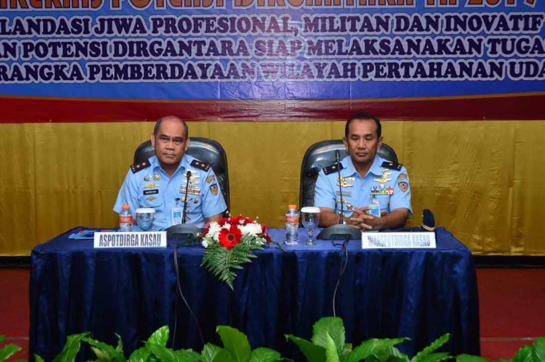 TNI AU Gelar Dua Rapat Kerja Teknis
