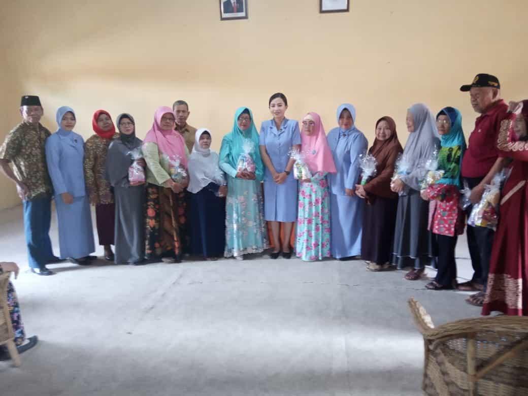 Menghadiri Pertemuan Rutin Anggota Perhimpunan Purnawirawan Angkatan Udara (PPAU) Wilayah Majalengka