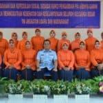 Peringatan HUT PIA ke-63 di Lanud Sugiri Sukani Tahun 2019