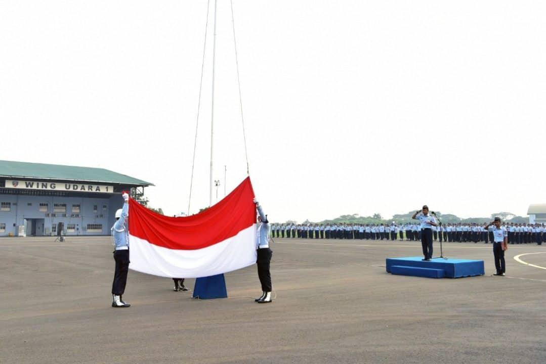Lanud Halim Perdanakusuma Peringati Hari Bela Negara Ke-71