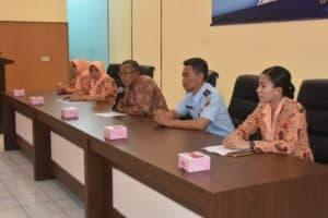 Lanud Sugiri Sukani Gelar Sosialisasi SMA Pradita Dirgantara ke Sekolah-Sekolah SMP Unggulan di Wilayah Majalengka.