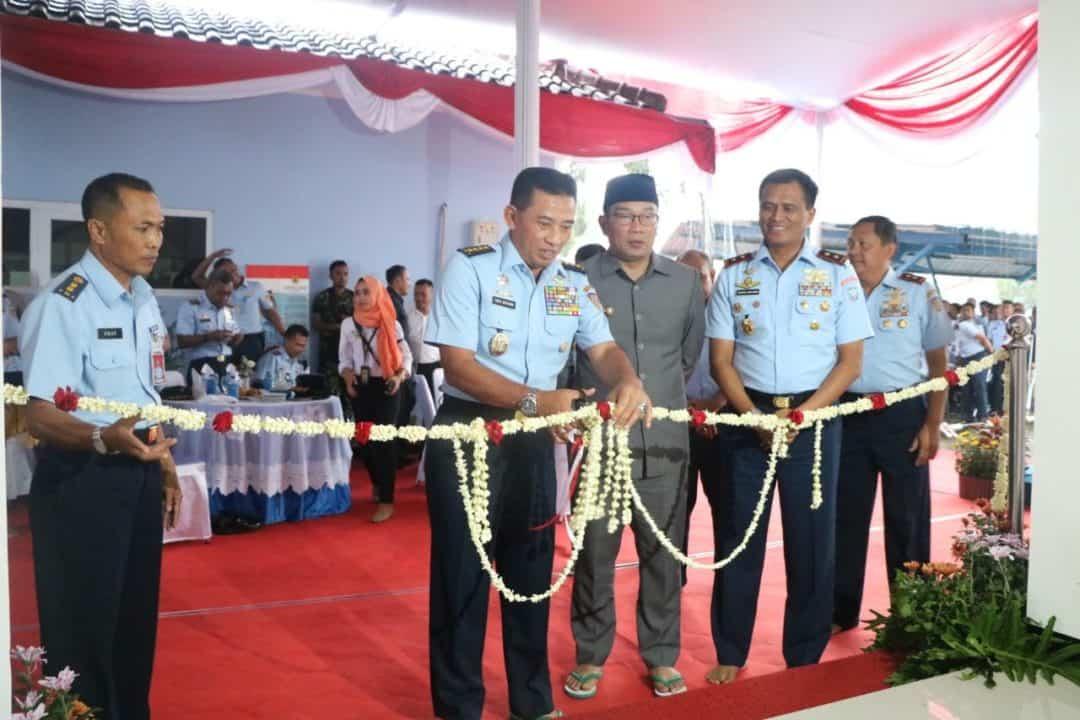 Kasau Resmikan As Sulthon, Gubernur Jawa Barat Ridwan Kamil: Inilah Wajah Sebenarnya NKRI