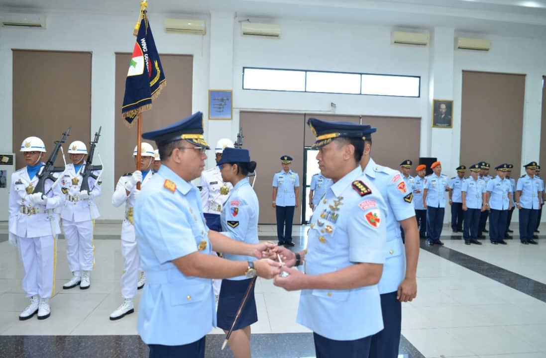 Kolonel Pnb Reka Budiarsa Resmi Jabat Danwing 7