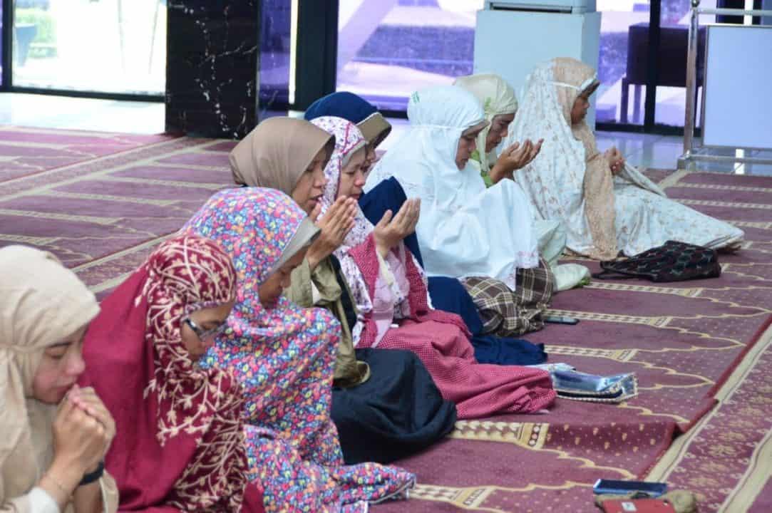 Wakasau Hadiri Doa akhir Tahun 2019