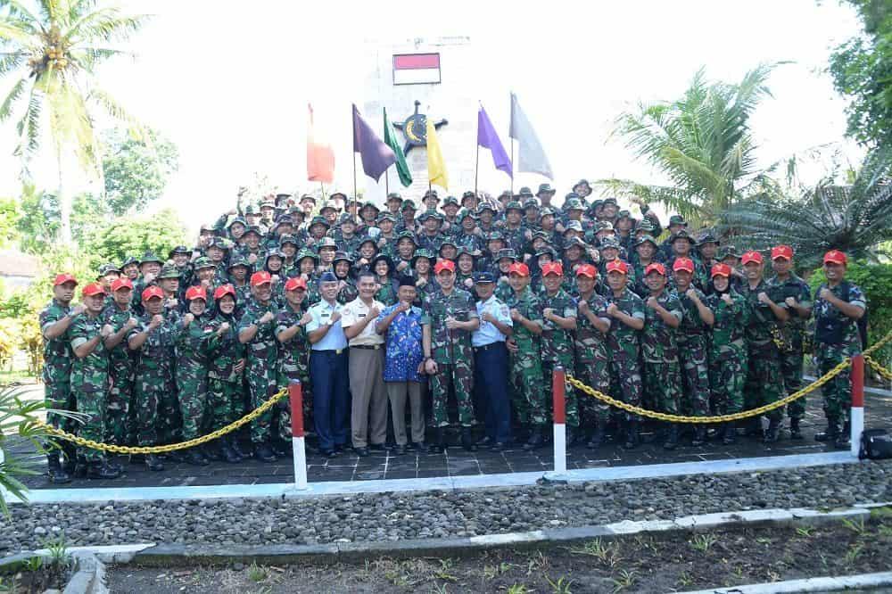 Pasis Sekkau A-107 Laksanakan Orientasi di Yogyakarta
