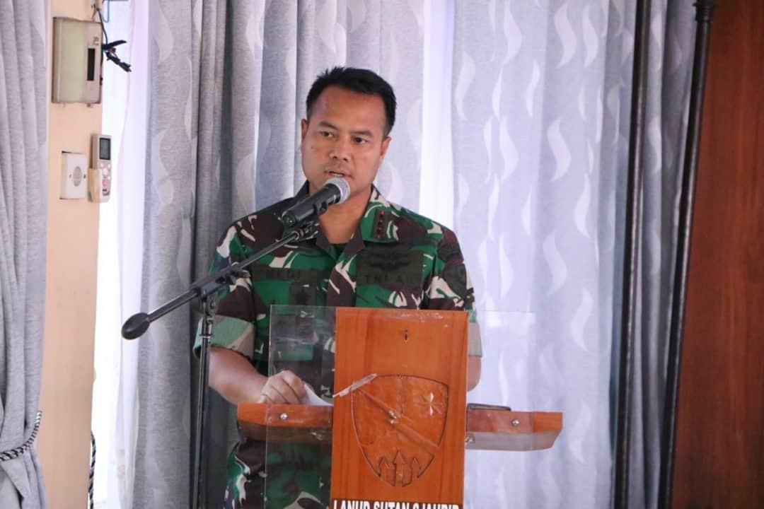 Primkopau Lanud Sutan Sjahrir Gelar Rapat Anggota Tahunan Tahun Buku 2019