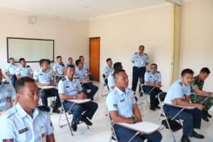 Seleksi Casis KNIBI Sesa Sultan Hasanuddin A-1