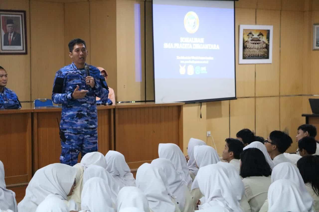 Sosialisasi SMA Pradita ke Sekolah Sekolah Unggulan di Bandung