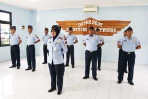 Danwingdikum Tutup Pendidikan Susjurlata PDE A-2
