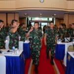 Rapim TNI AU Tahun 2020, Kasau : Pentingnya Kekuatan Udara Dalam Menjaga Kedaulatan NKRI