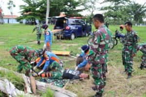 """Minggu Militer di Lanud BNY """"Siaga Bencana"""""""