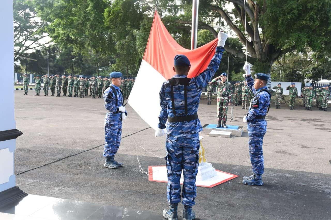 Upacara Bendera Koharmatau