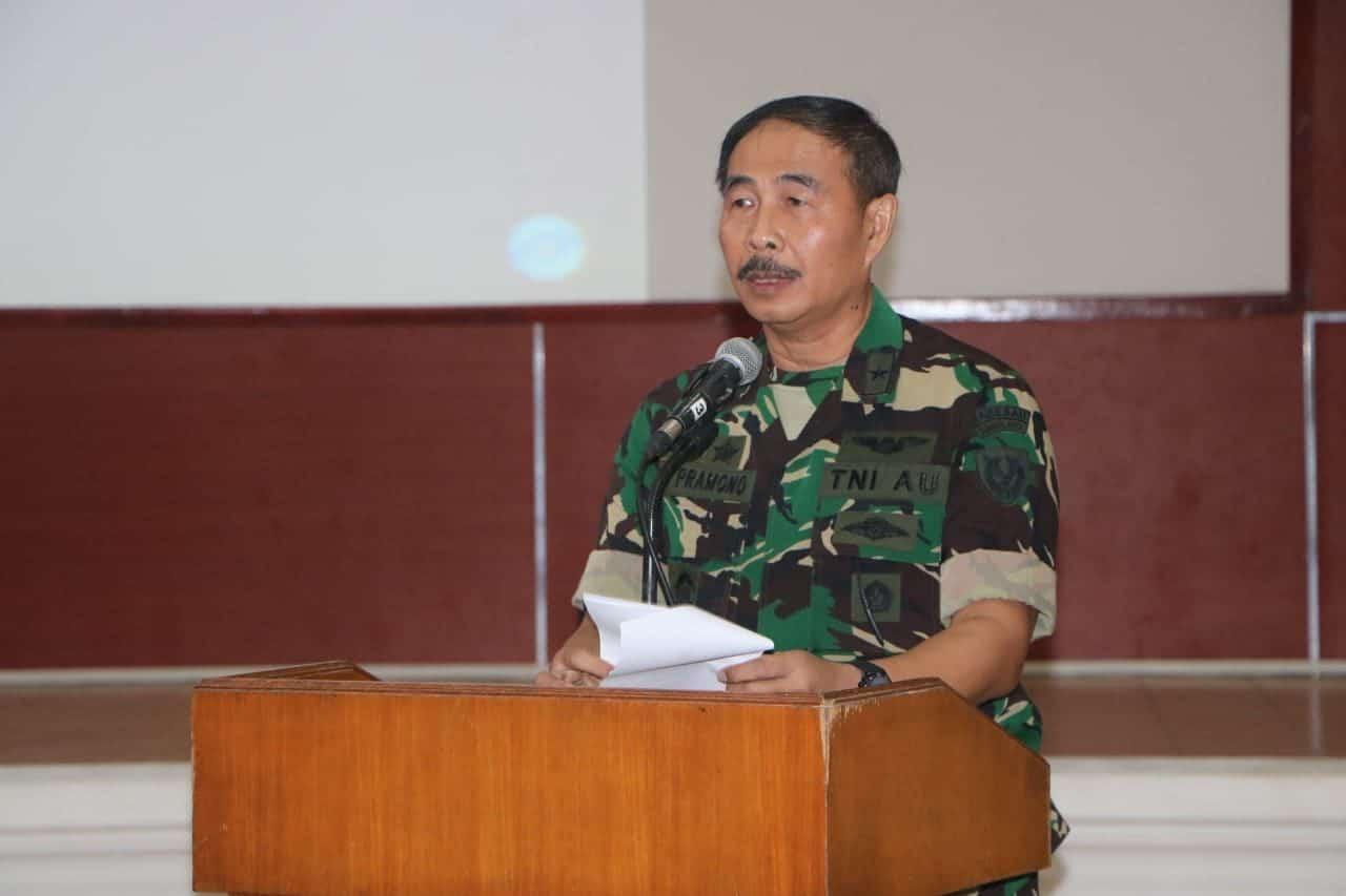 Sosialisasi Sistem Informasi TNI AU di Kodiklatau