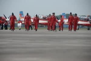 Kasau Tinjau Latihan Jupiter Aerobatik Team jelang tampil di Singapore Air Show