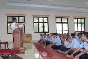 Pembinaan Rohani Dalam Rangka Meningkatkan Kualitas Iman Personel Kosekhanudnas III