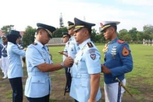 Jabatan Komandan Skadron di Lingkungan Wing Taruna AAU Diserahterimakan