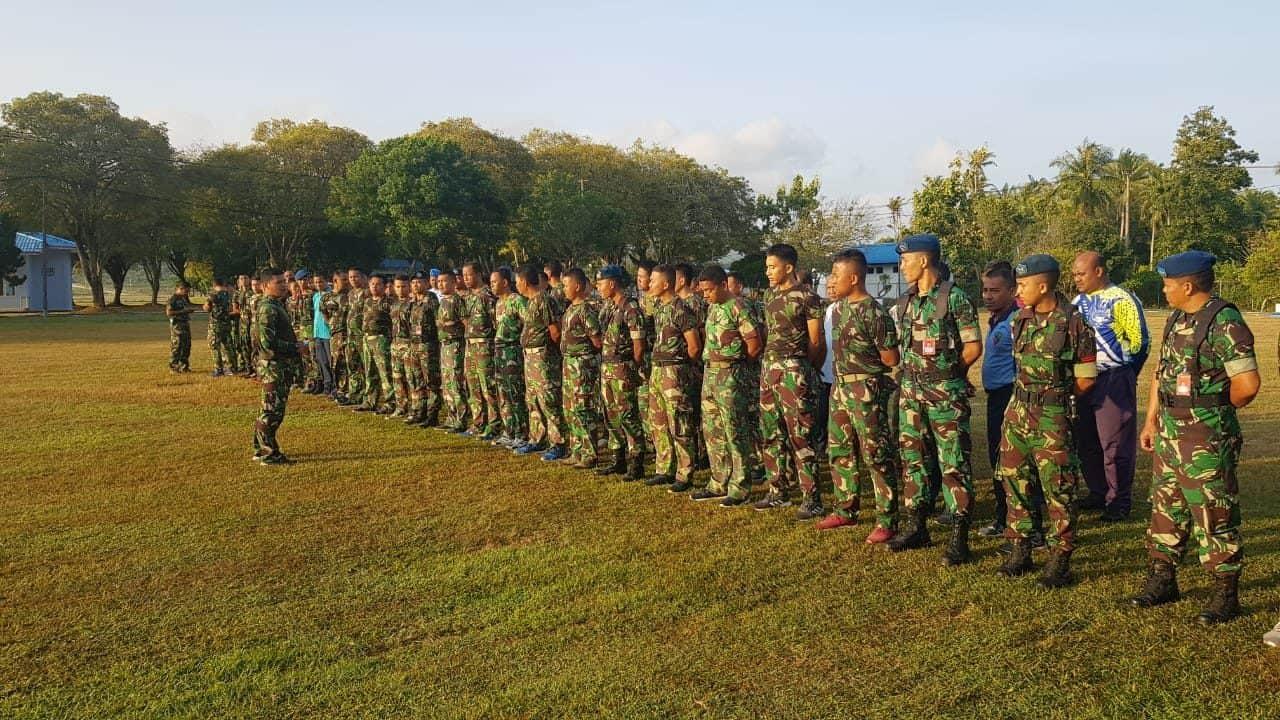Loyalitas Diperlukan Dalam Setiap Pelaksanaan Tugas Dan Untuk Menegakkan Kehormatan Militer.