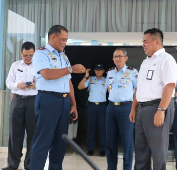 Gubernur AAU Terima Kunjungan Kepala BPK Perwakilan DIY