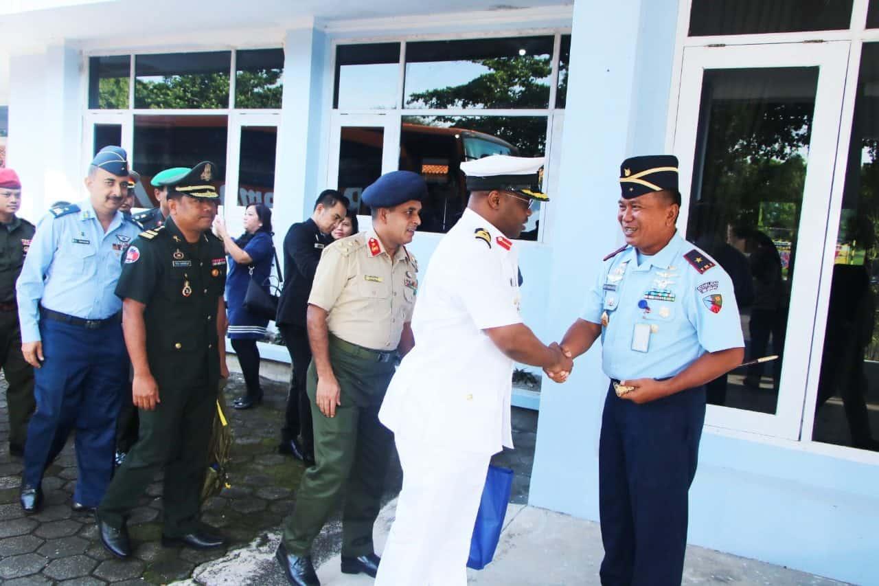Kunjungan Peserta PPRA dari Negara Sahabat Lemhannas RI 2020