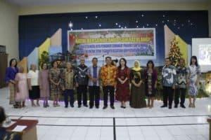 Natal Bersama Di Lanud Sam Ratulangi