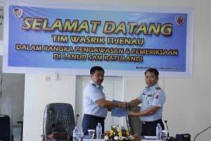 Exit Briefing Wasrik Itjenau Di Lanud Sam Ratulangi