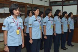 Kadisdikau: Jadi Pramugari TNI AU Andal, Butuh Ketekunan, Semangat, dan Kesabaran