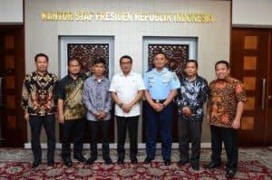KSK Jenderal (Purn) Dr. Moeldoko : Inovasi Haerul, Inspirasi Anak Muda Indonesia