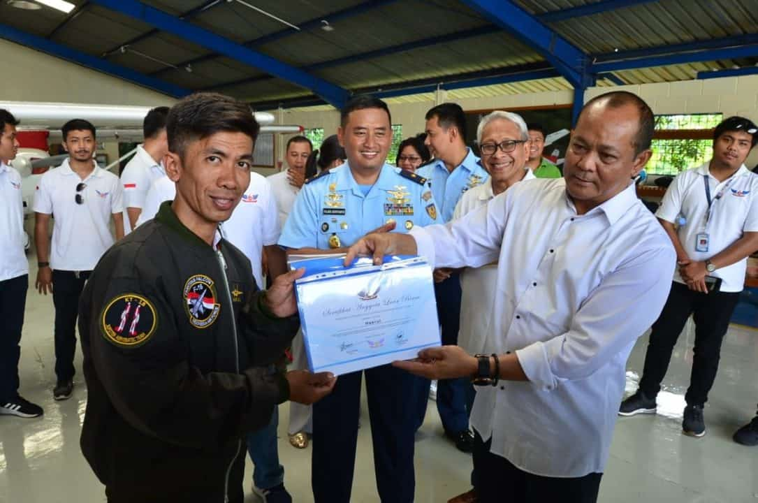 FASI Beri Penghargaan Anggota Luar Biasa Kepada Haerul
