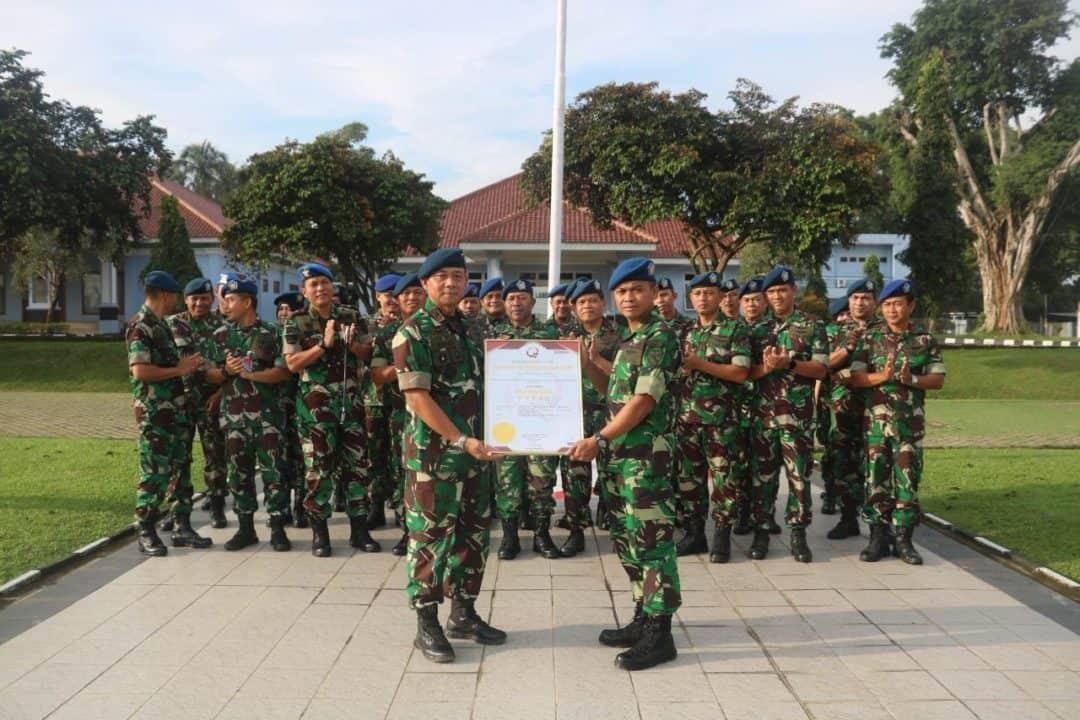 RSAU dr. M. Hassan Toto Lanud Atang Sendjaja Raih Akreditasi Paripurna
