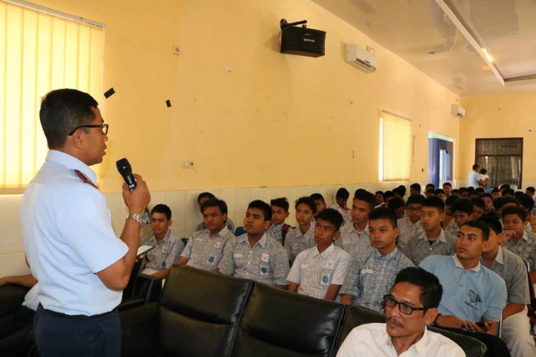 120 Siswa Siswi SMP Se-Kota Banda Aceh Ikuti Soisalisi Penerimaan SMA Pradipta Dirgantara
