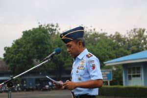 KSAU : LEADERSHIP KUNCI PENINGKATAN KINERJA JAJARAN TNI AU