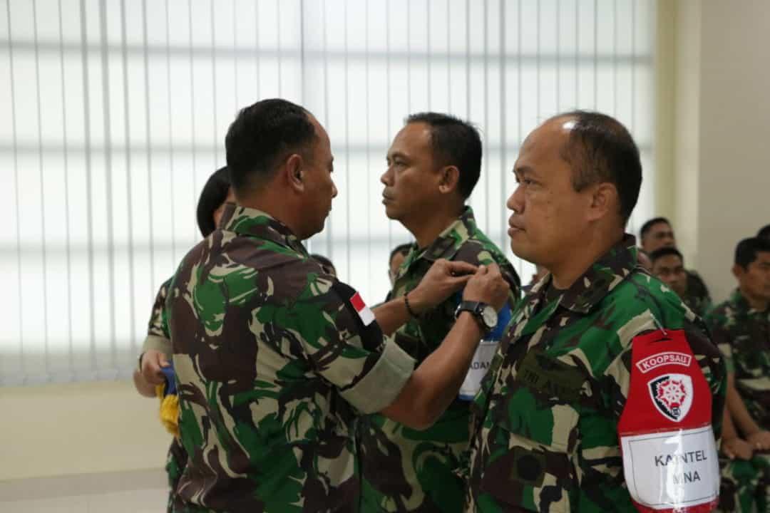 Latihan pra tugas operasi intelijen udara Cakra kuning 20 ta. 2020 resmi di Tutup.