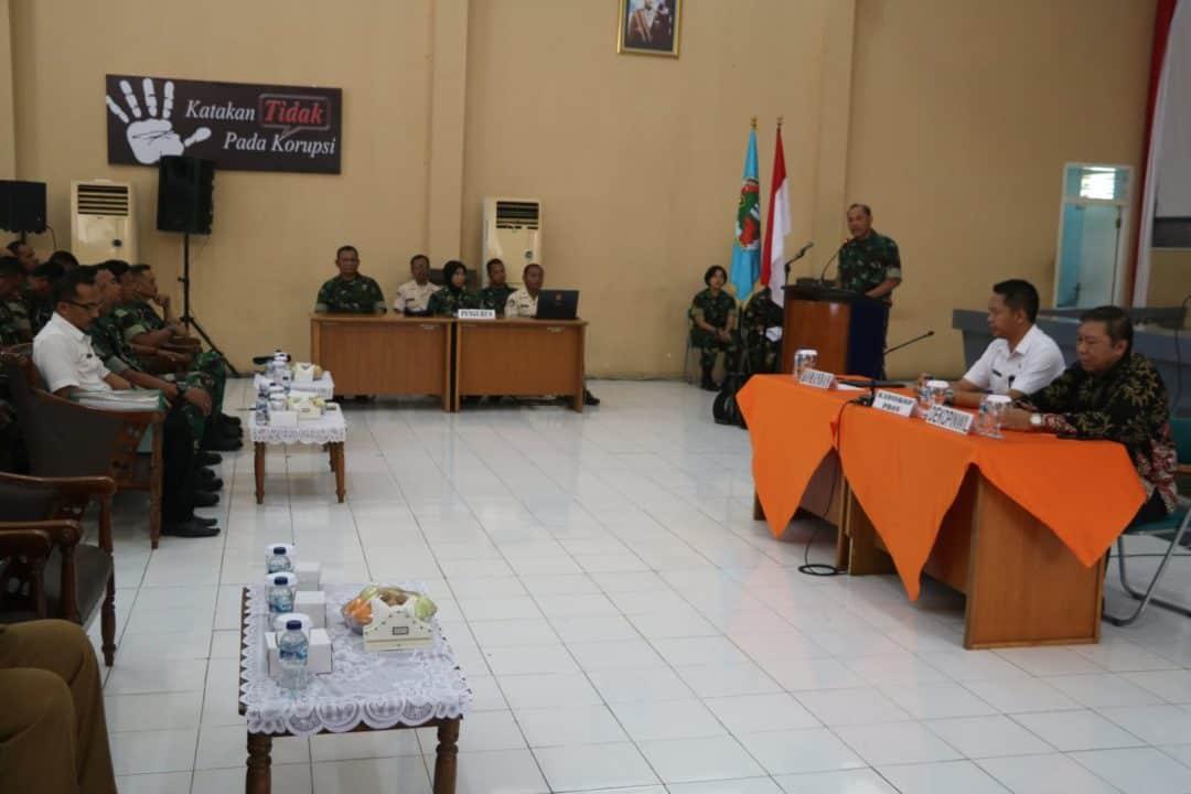 Rapat Anggota Tahunan di Lanud Muljono Surabaya