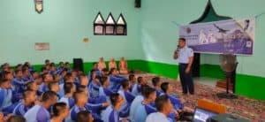 Lanud Iskandar laksanakan Sosialisasi Penerimaan Peserta Didik Baru (PPDB) SMA Pradita Dirgantara Tahun Ajaran 2020/2021