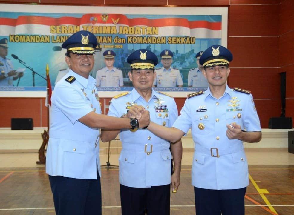 Dankodiklatau Pimpin Sertijab, Kolonel Pnb M. Yani Amirullah Resmi Jadi Dansekkau