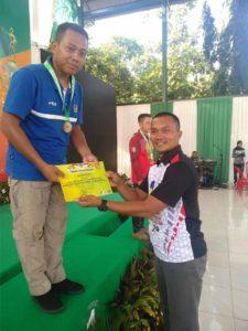 Prajurit Yonko 461 Paskhas Juara Menembak Kejurnas Pangdam Jaya 2020